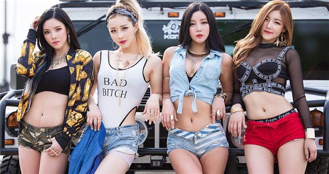 韩国女团Laysha超级合集