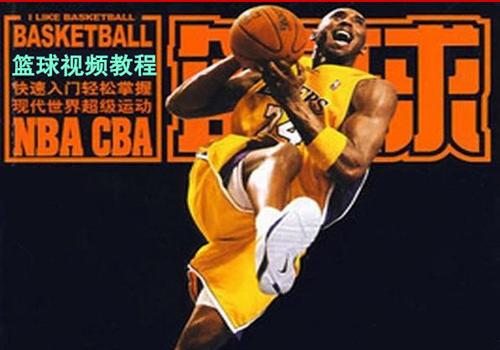 篮球自学最全视频教学合集
