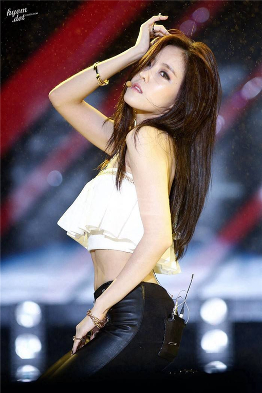 T-ara朴孝敏《 Nice Body》