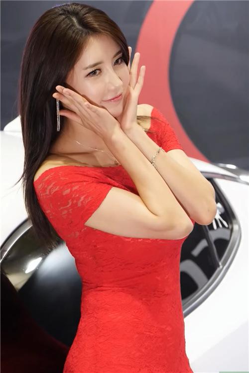 韩国性感模特精选饭拍21079