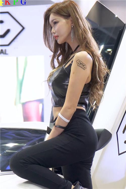 韩国性感模特精选饭拍21092