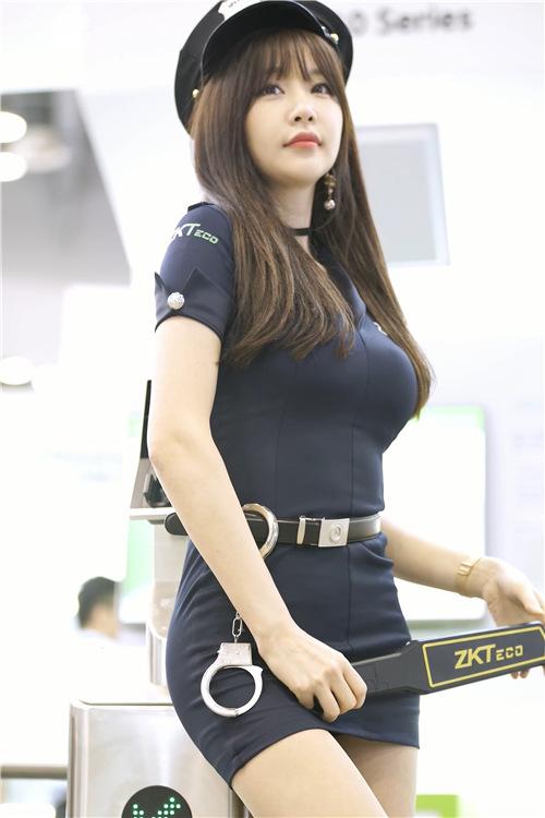韩国性感模特精选饭拍21095